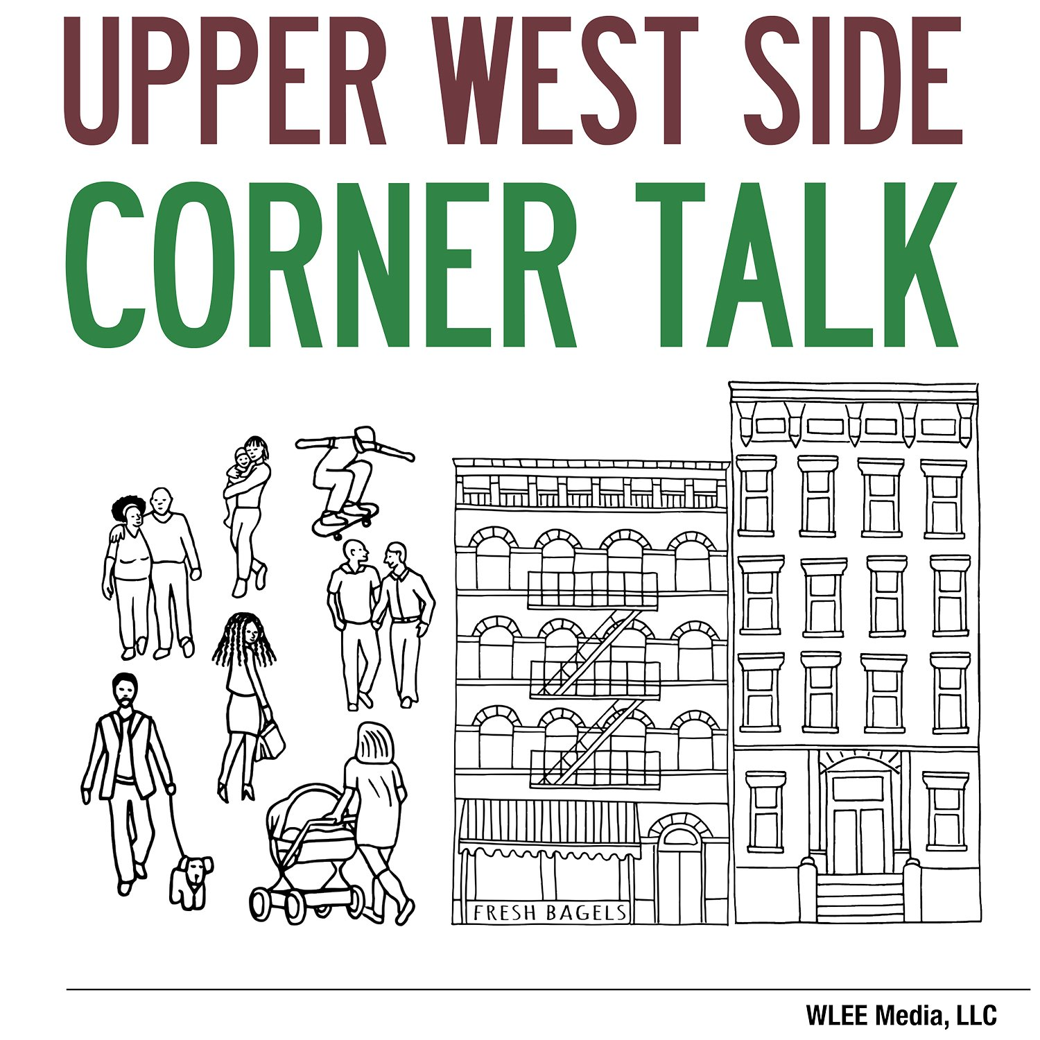 Upper West Side Corner Talk
